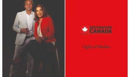 OGILVY MEXICO FUE SELECCIONADO POR LA CANADIAN TOURISM COMMISSION