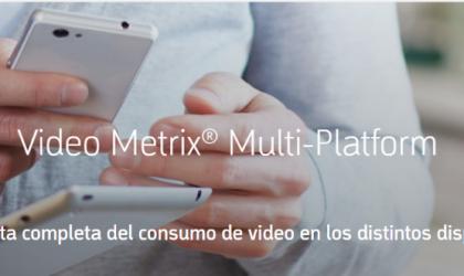 comScore Anuncia el Lanzamiento de Video Metrix® Multi-Platform en México para Medir las Audiencias de Video en Smartphones, Tabletas y Desktops