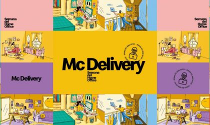 LEO BURNETT Y MCDONALD'S CREAN LA SEMANA DEL HOME OFFICE