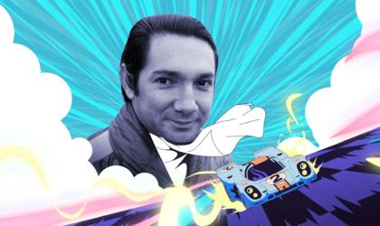 """The community presenta """"One of a Kind"""", la campaña de Porsche en honor al piloto mexicano Pedro Rodríguez"""