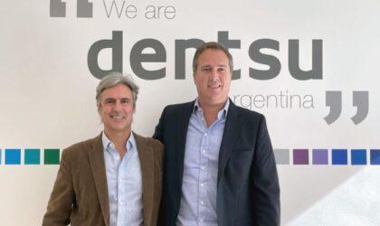 Leandro Zumárraga es el nuevo CEO de Dentsu Argentina